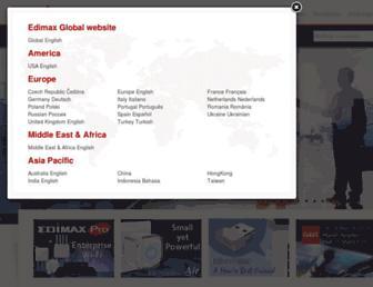 edimax.com screenshot