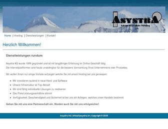 asystra.ch screenshot