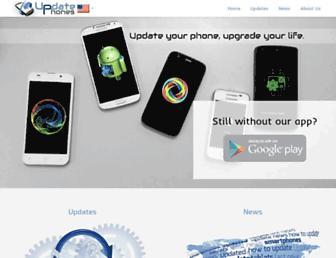 Thumbshot of Update-phones.com