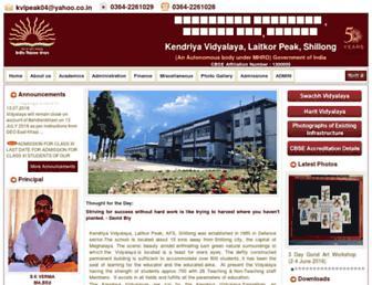 kvlpeak.org screenshot