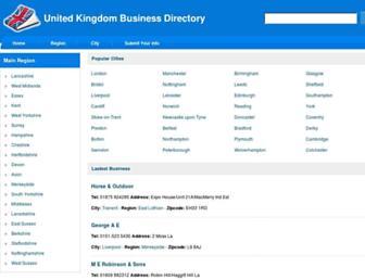 ukbizs.com screenshot