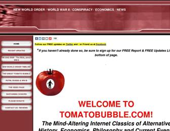 Thumbshot of Tomatobubble.com