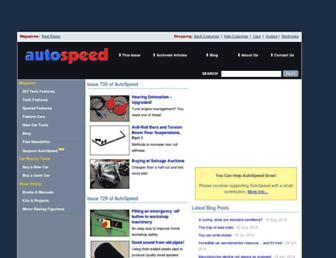 origin.autospeed.com screenshot