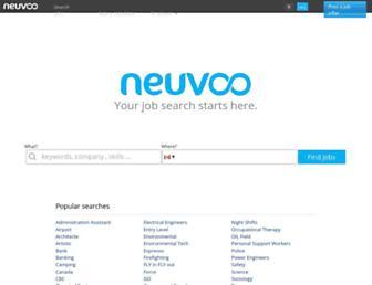neuvoo.ca screenshot