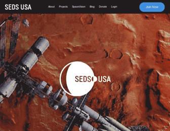 Thumbshot of Seds.org