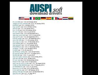 auspisoft.com screenshot
