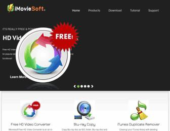 imoviesoft.com screenshot