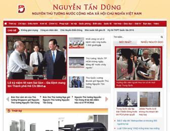 Thumbshot of Nguyentandung.org