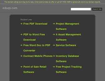 edoqs.com screenshot