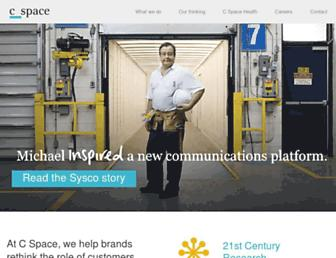Thumbshot of Communispace.com