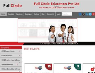 fullcircleeducation.in screenshot