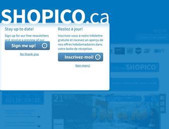 shopico.ca screenshot