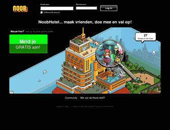 Thumbshot of Noobhotel.nl