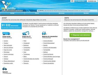 via-mobilis.fr screenshot
