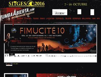 tumbaabierta.com screenshot