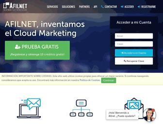 afilnet.com screenshot