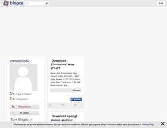 orenapillo80.blogcu.com screenshot