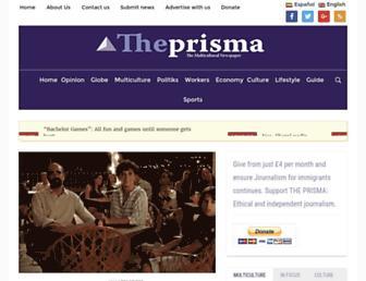 Thumbshot of Theprisma.co.uk