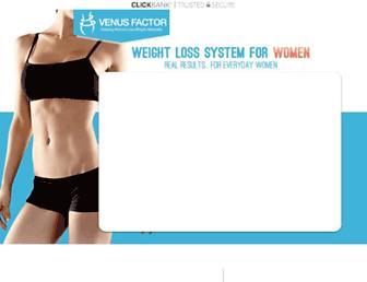 Thumbshot of Venusfactor.com