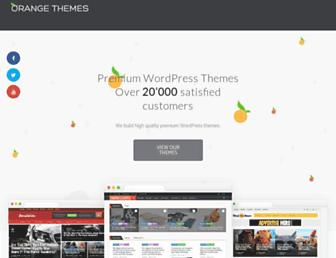 Thumbshot of Orange-themes.com