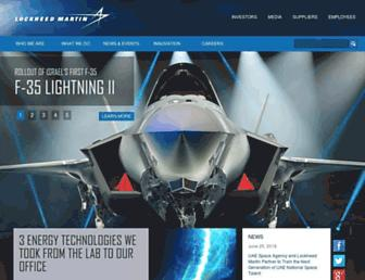 Thumbshot of Lockheedmartin.com