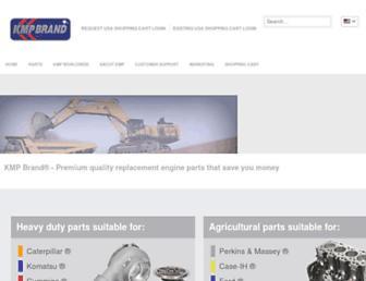kmpbrand.com screenshot