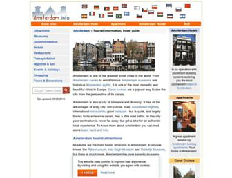 Thumbshot of Amsterdam.info
