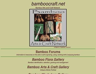 bamboocraft.net screenshot