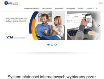 Thumbshot of Transferuj.pl