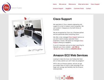 ifm.net.nz screenshot