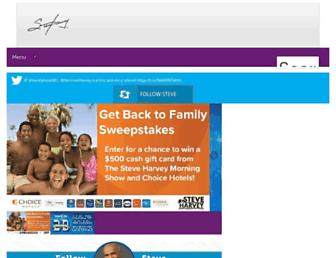Thumbshot of Steveharvey.com