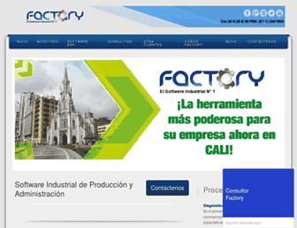 factory.com.co screenshot