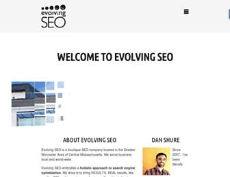 Thumbshot of Evolvingseo.com