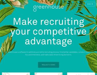 Thumbshot of Greenhouse.io