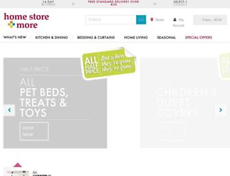 homestoreandmore.ie screenshot
