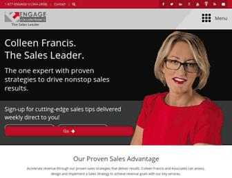 engageselling.com screenshot