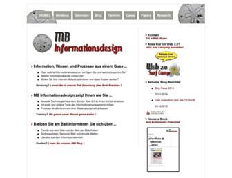 Main page screenshot of buzinkay.net