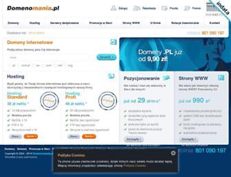 Thumbshot of Domenomania.pl