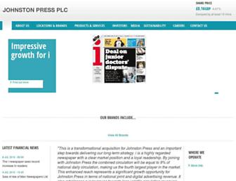 Thumbshot of Johnstonpress.co.uk