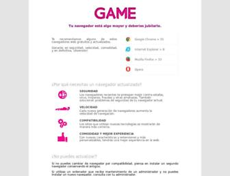 game.es screenshot