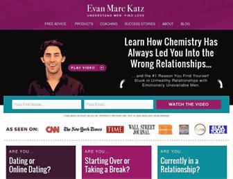 Thumbshot of Evanmarckatz.com