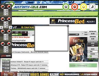 Thumbshot of Justintv-izle.com