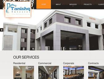 tanishqinterior.com screenshot