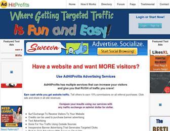 Thumbshot of Adhitprofits.com
