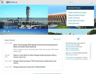Thumbshot of Metwashairports.com