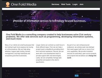 Thumbshot of Onefoldmedia.com
