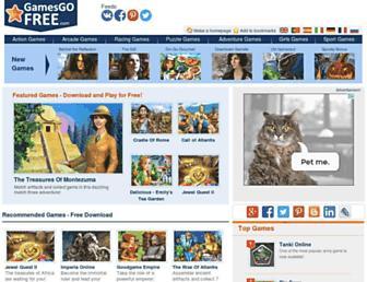 gamesgofree.com screenshot