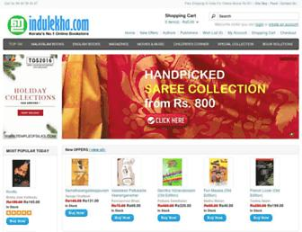 Thumbshot of Indulekha.com