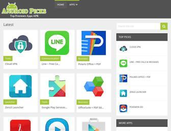 androidpicks.com screenshot