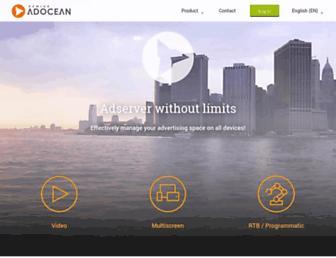Thumbshot of Adocean-global.com